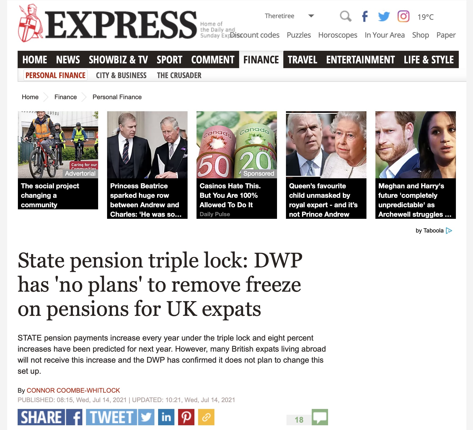 2021-07-14 - The Express